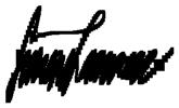 Get Angela's signature