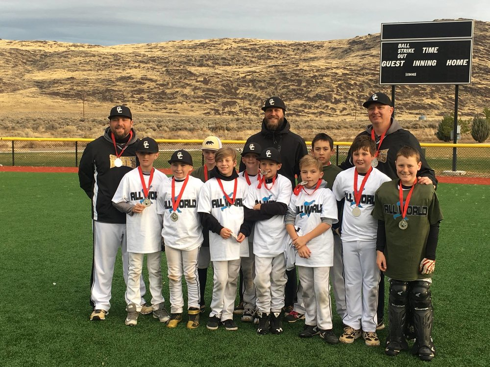 11U Takes 2nd in Gold Division in Sparks, NV — Sierra Nevada