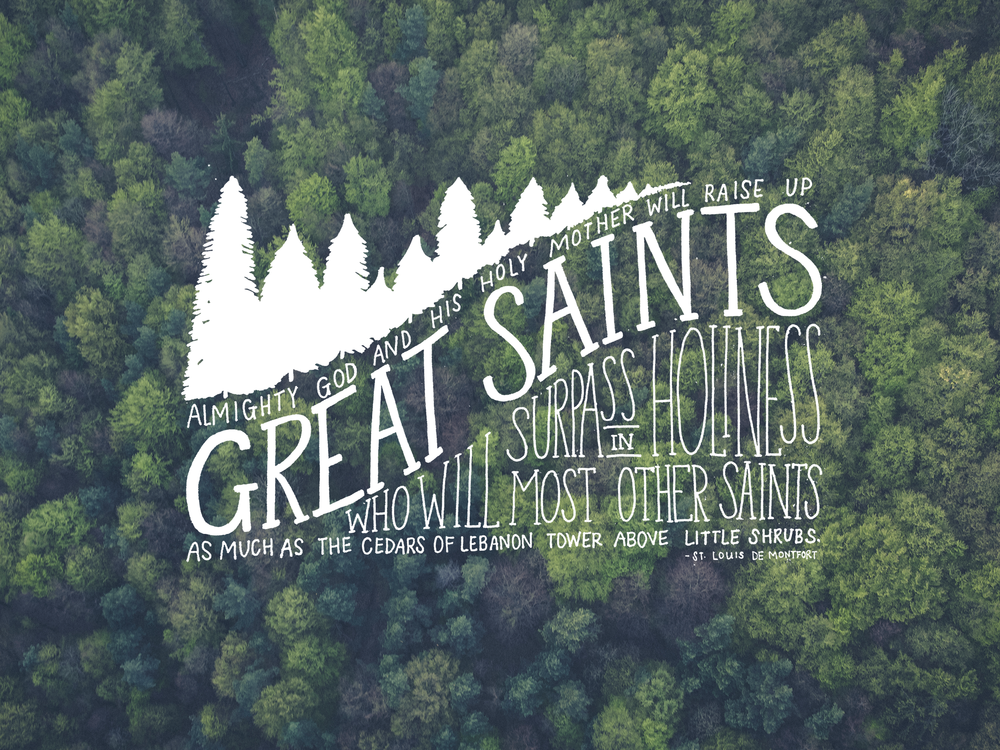 Great Saints