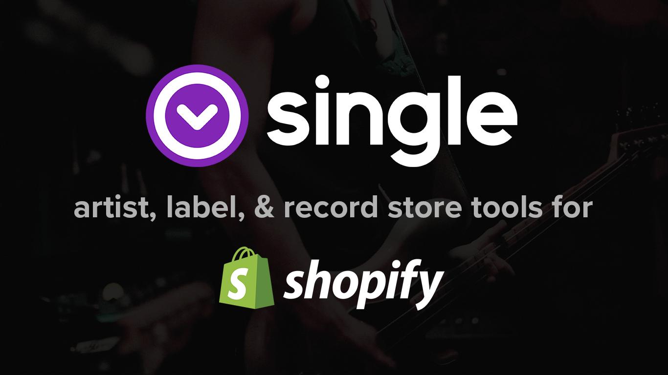 Single Music | Shopify Music Distribution