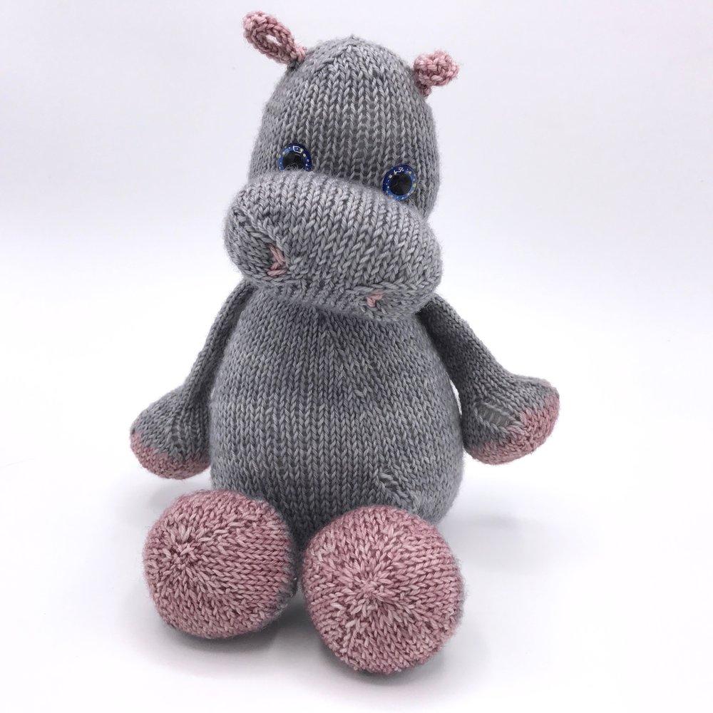 Naked Hippo + Hello Gorgeous