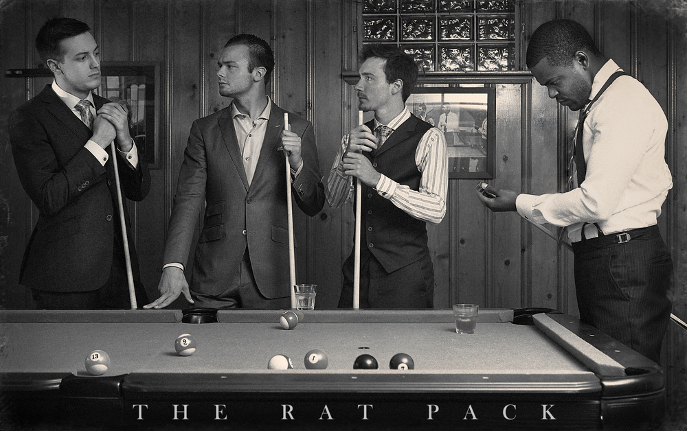 Rat Pack Curtis Blank Imagery