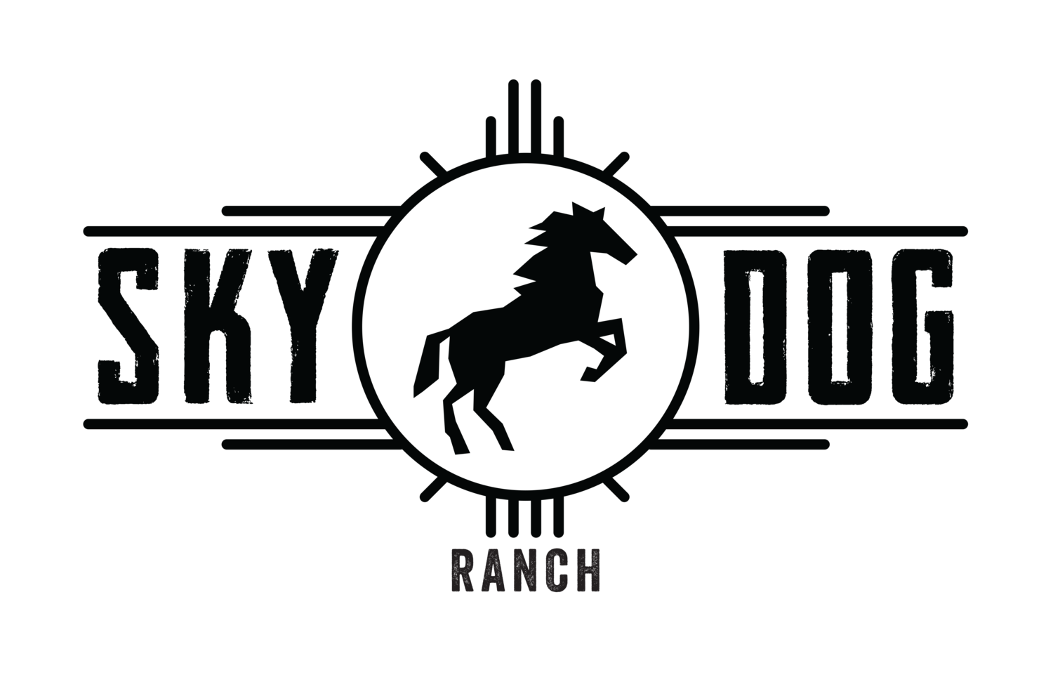 Skydog Ranch - Wild Mustangs and Burros
