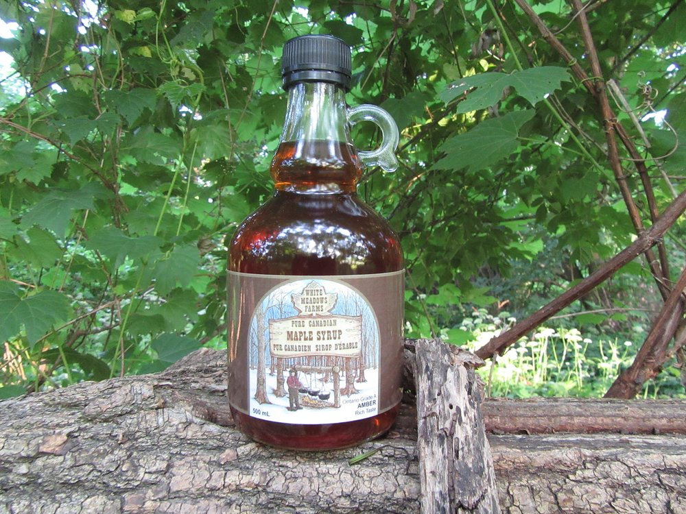 Canadian Maple Syrup - No 1 Natural Food
