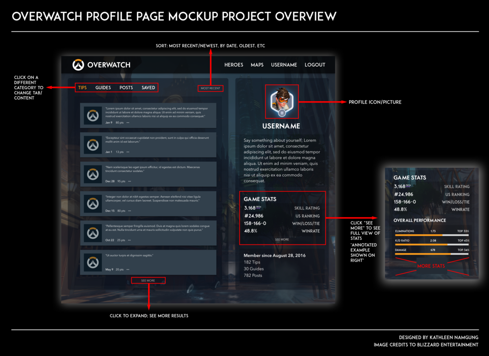 Overwatch profile page mockup project overview.png