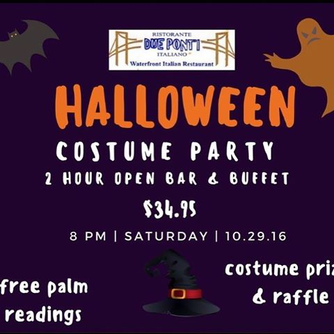 Halloween Party Tonight!!