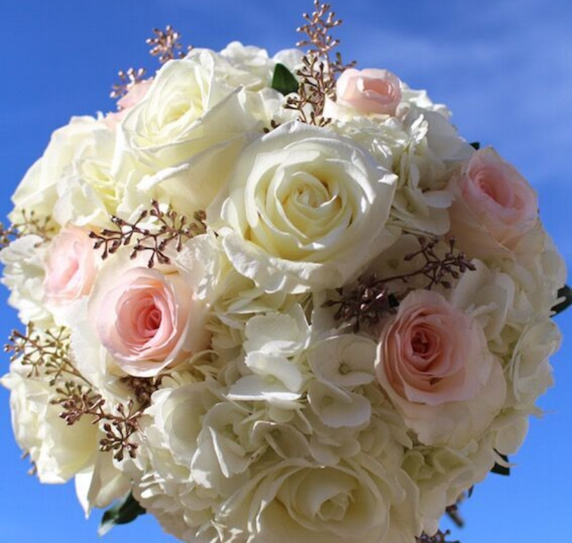 So easy to deal with, absolutely beautiful flowers and arrangements for our wedding. Highly recommend.  —Mallory McCarthy