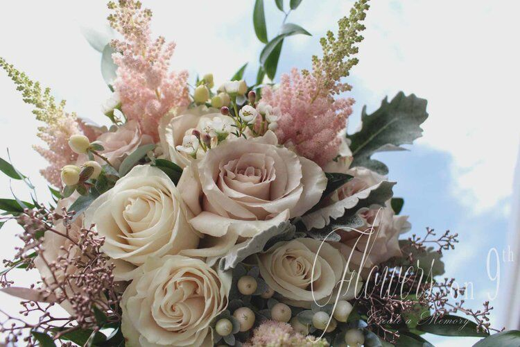 I absolutely LOVED my flowers! We got so many compliments on them & I could not stop staring at them all day! Better than I ever imagined!  - Alison Varjassy