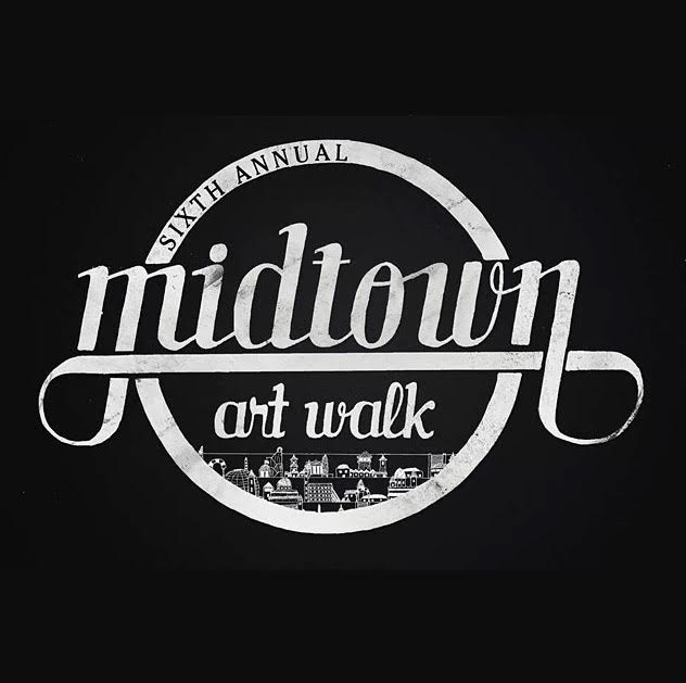 Midtown Art Walk Logo