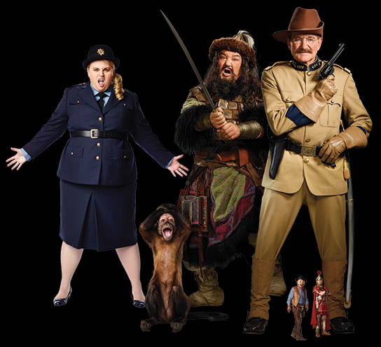 20th Century Fox - Content marketing strategy for Fox's Night at the Museum 3