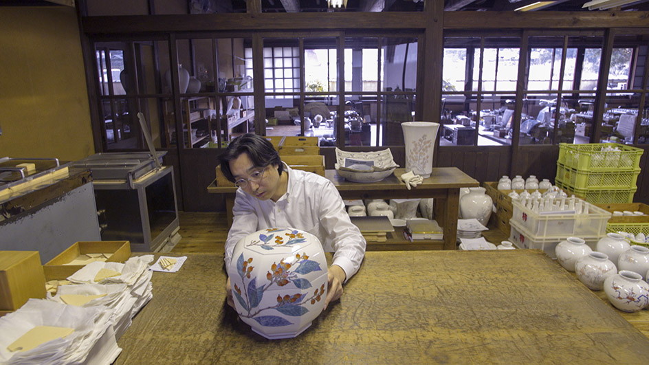 Kakiemon exhibition -