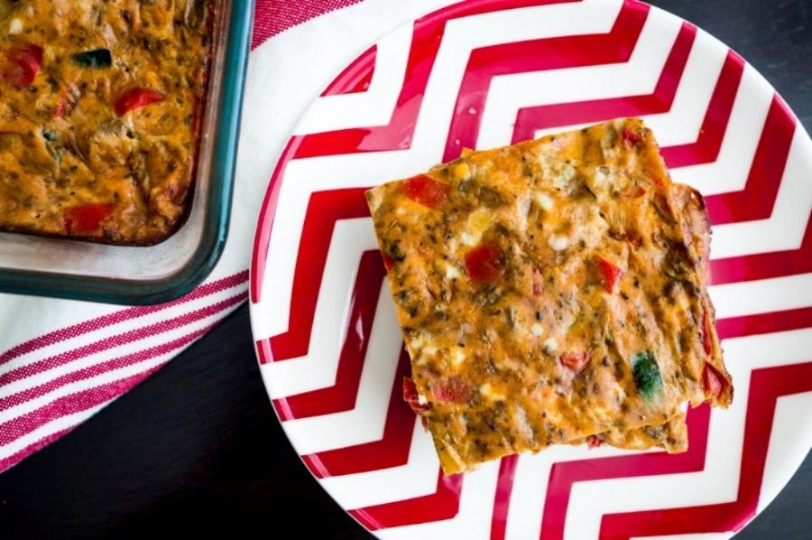 Paleo Pizza Frittata_2