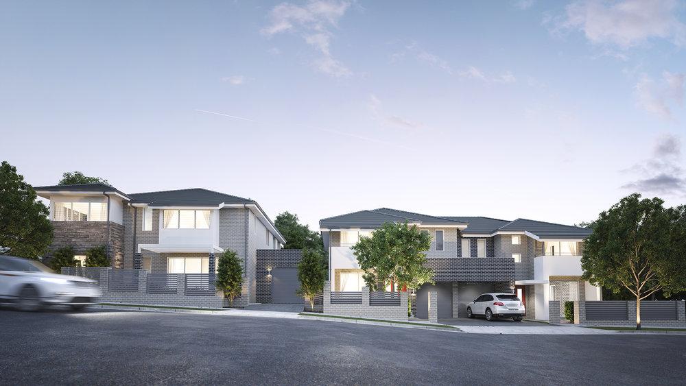 3D render Exterior Archviz NSW rdvis artist impression