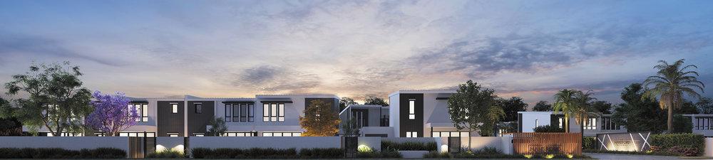 3D render Exterior Archviz QLD Gold Coast rdvis artist impression