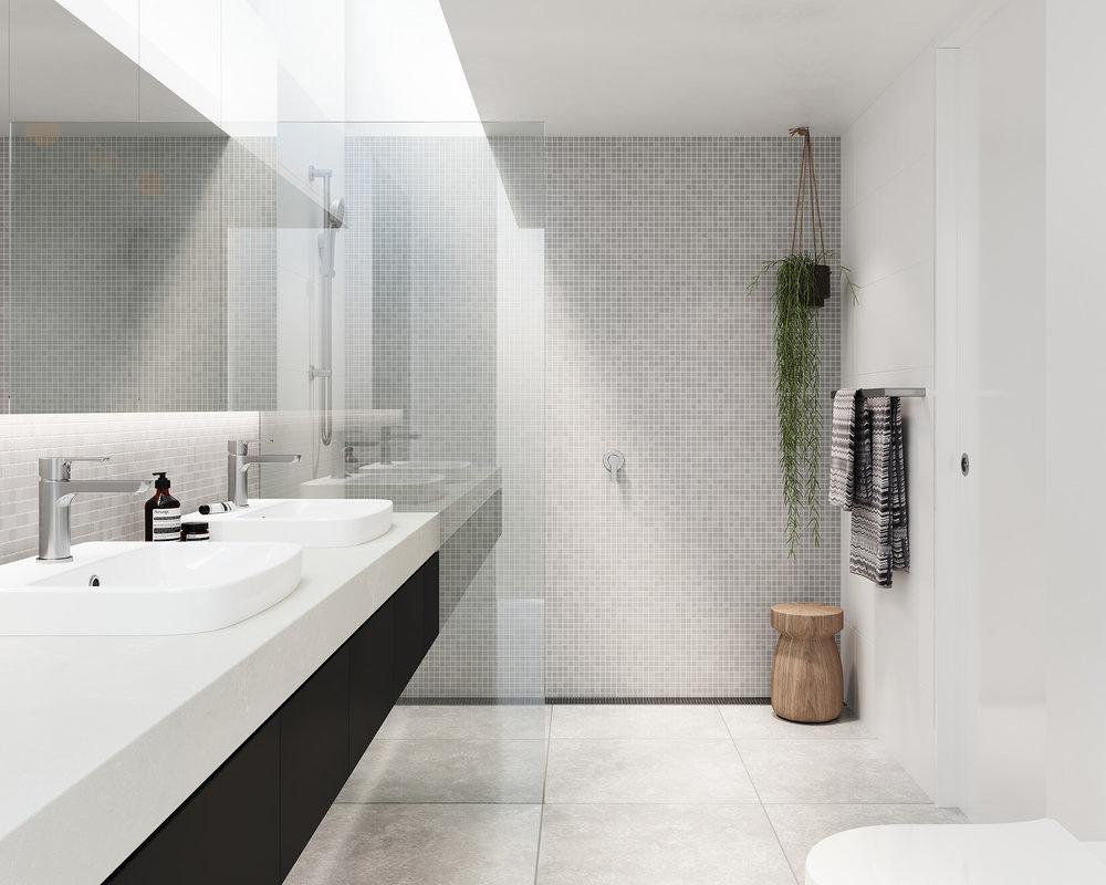 3D render Interior Archviz Products Bathrooms rdvis artist impression