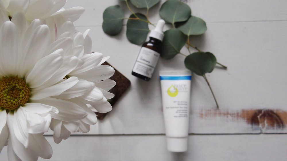 Easy Summer Routine for Event-Ready Skin (Cruelty-Free Edition!) - Artistry by Jacquie, Ottawa Makeup Artist (Juice Beauty & The Ordinary)