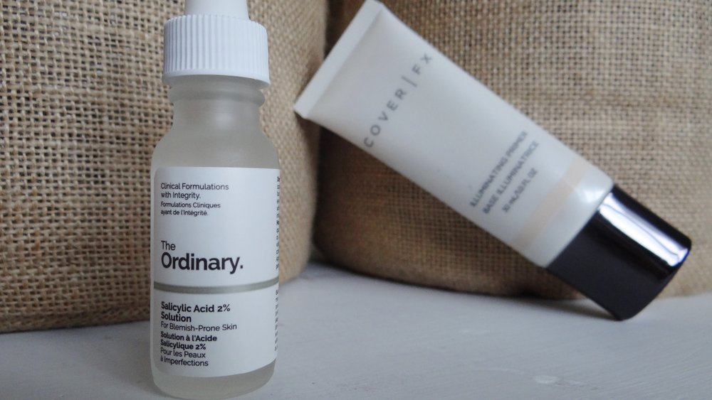 Top 5 Favourite Canadian (& Cruelty-Free!) Beauty Brands - Artistry by Jacquie, Ottawa Makeup Artist (The Ordinary, Cover FX)