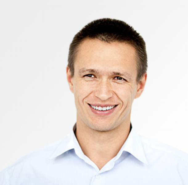 Roman Pavlyuk - CTO & Co-Founder