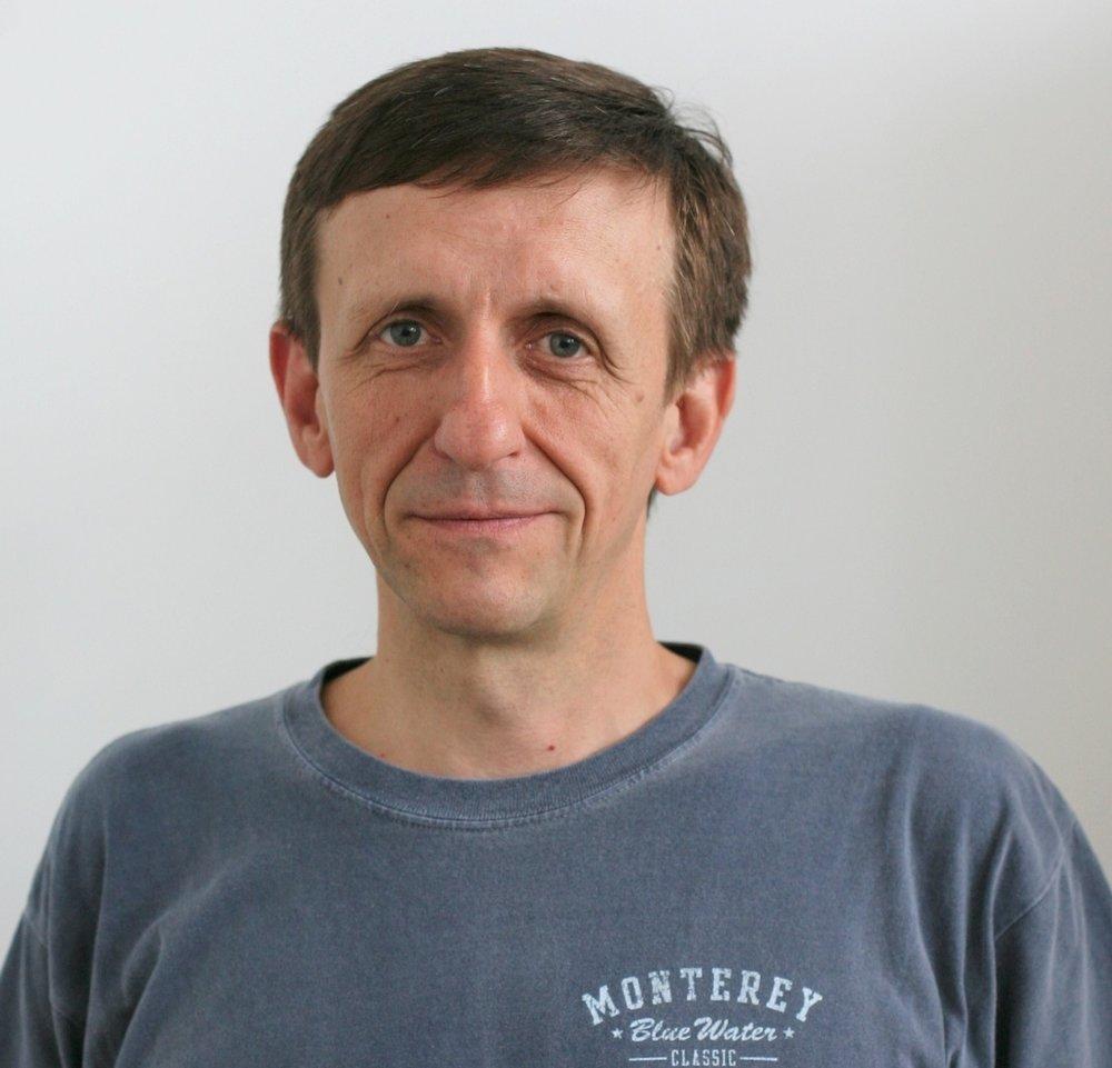 Guennady Tkachenko - VP of Manufacturing