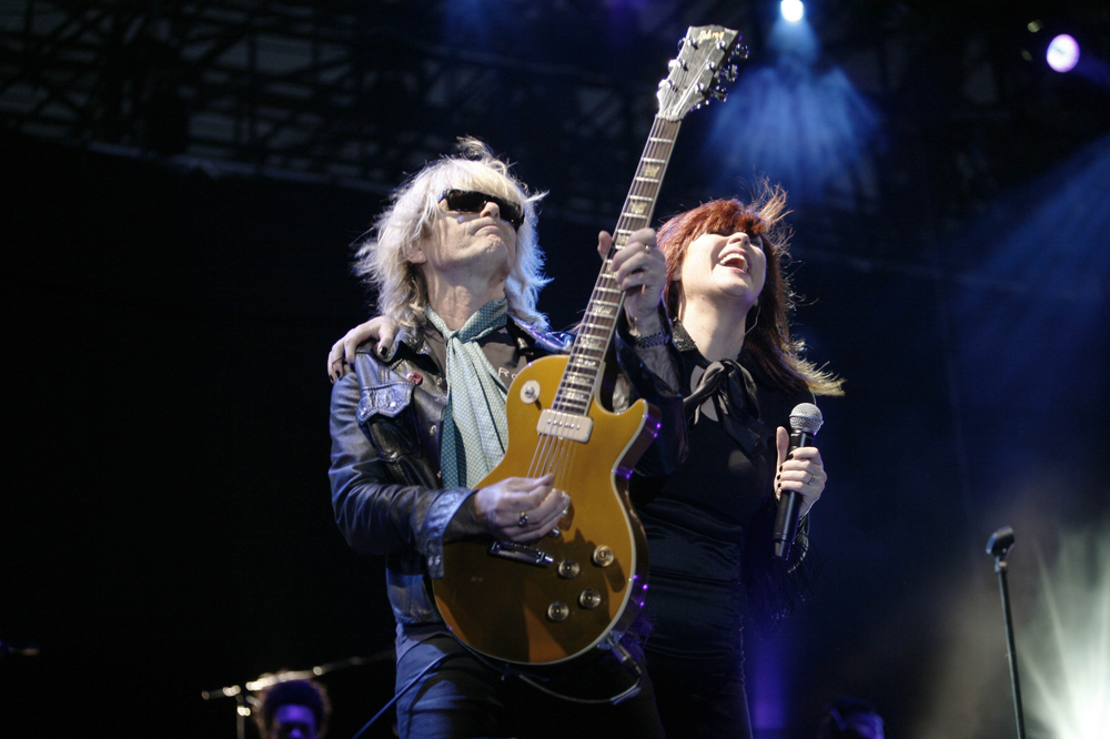 The Divinyls Mark McEntee Chrissy Amphlett