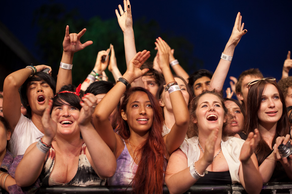 Sydney Laneway Festival 2011