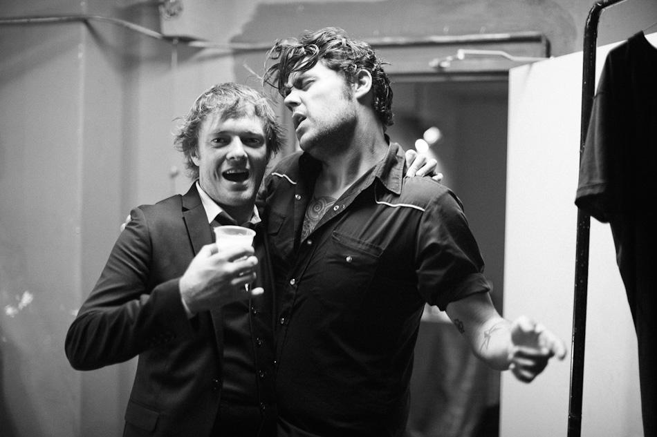 Johnny McKay and Dan Sultan