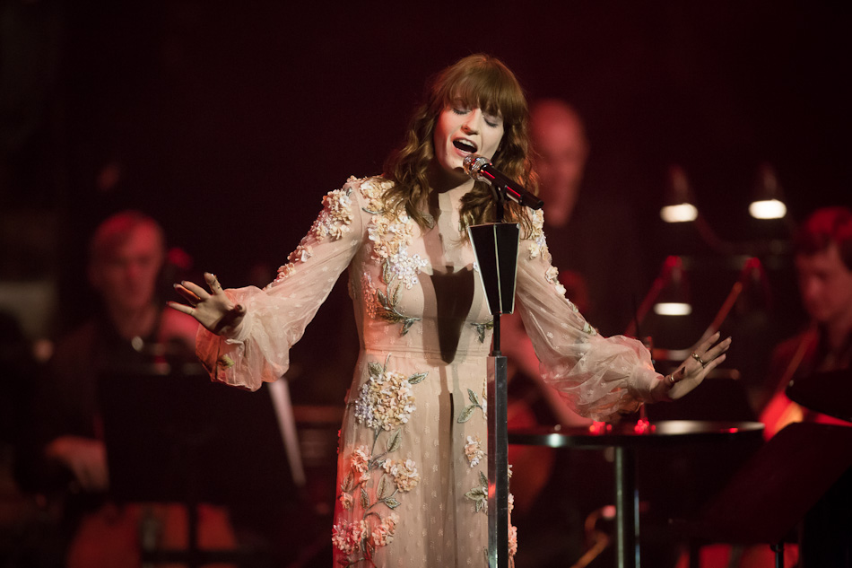 Florence and The Machine at Vivid Live