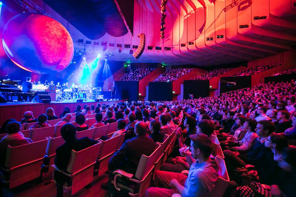 Planetarium: Sufjan Stevens, Bryce Dessner, Nico Muhly
