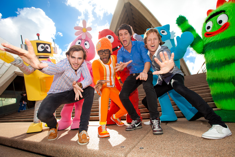 Yo Gabba Gabba! with Art vs Science