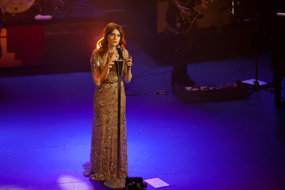 Florence Welch in Sydney
