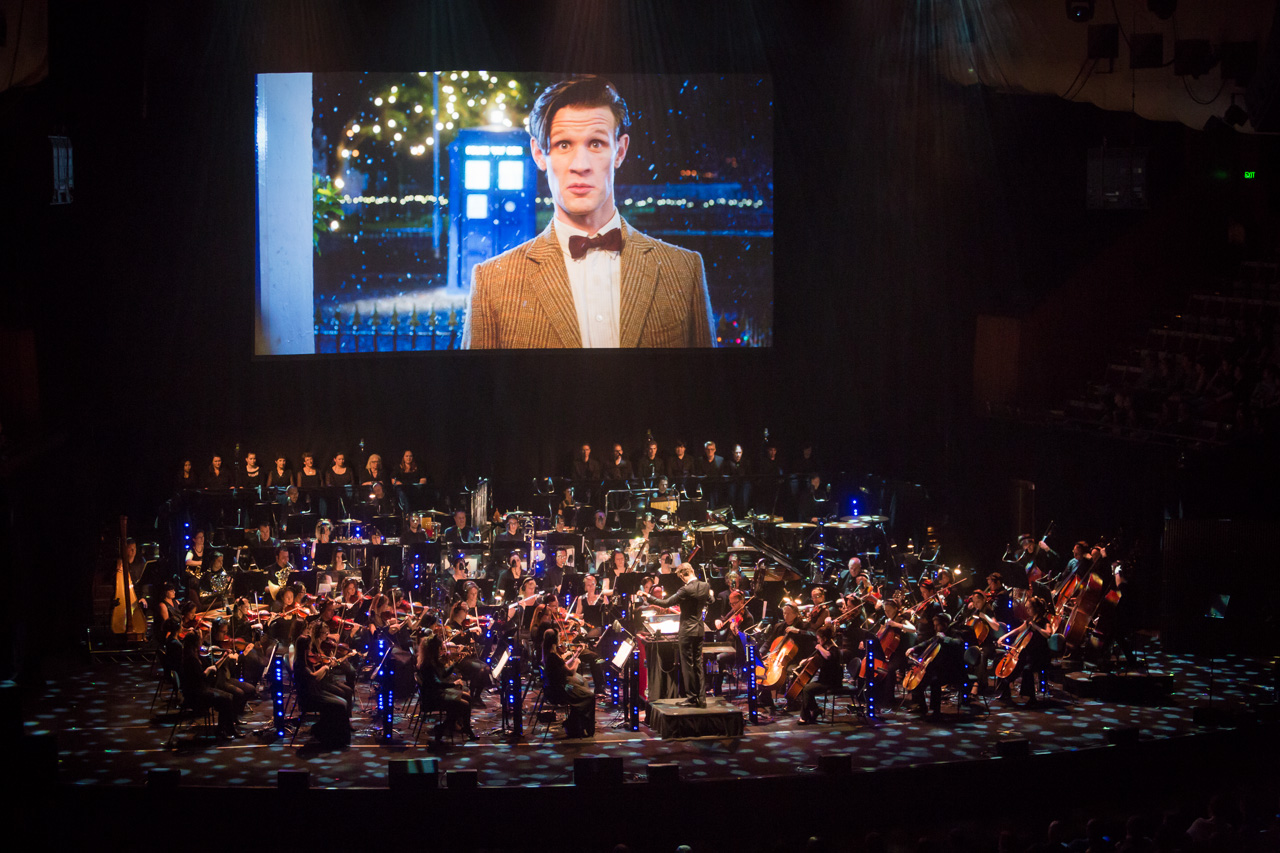 Dr Who Symphonic Spectacular