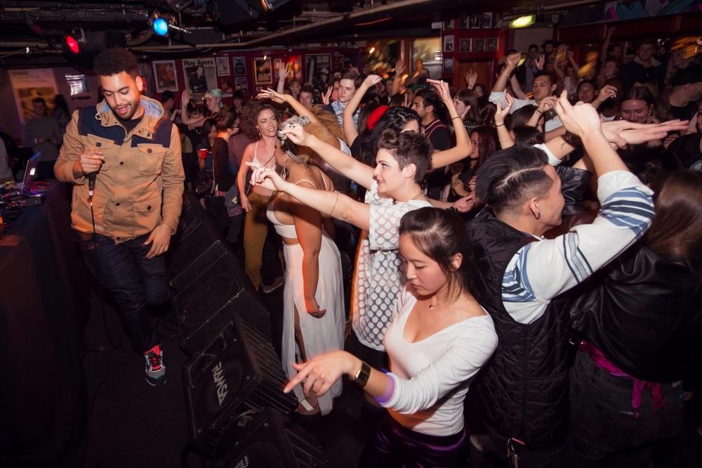 Vivid Sydney 2014 : Halfway Crooks