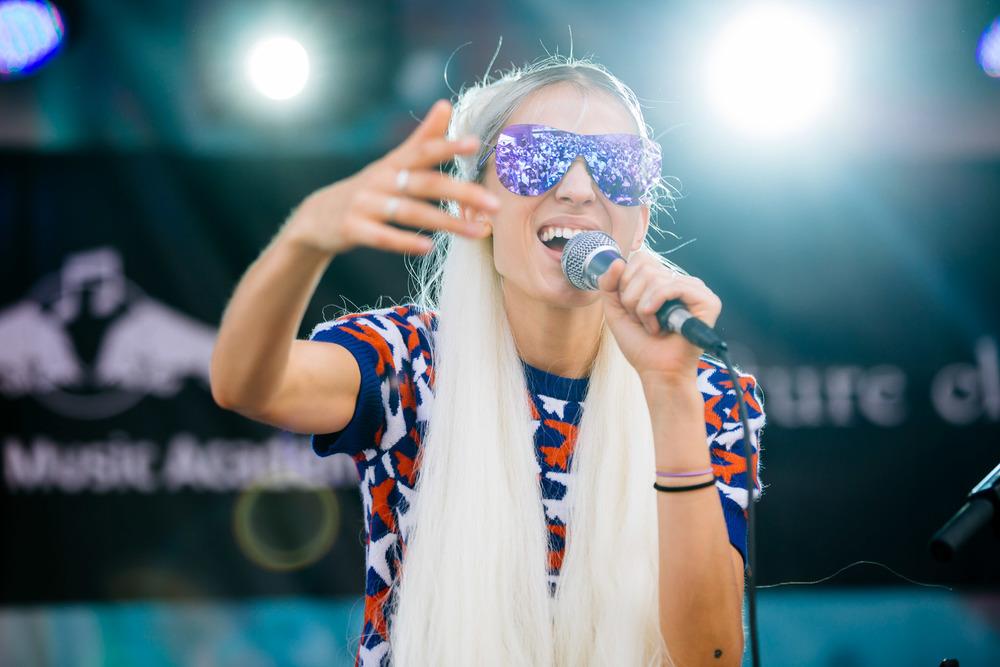 Banoffee - Laneway Festival Sydney 2016