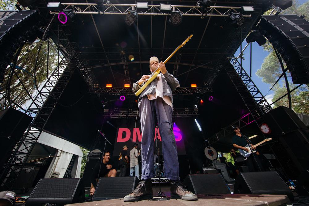DMA's - Laneway Festival Sydney 2016