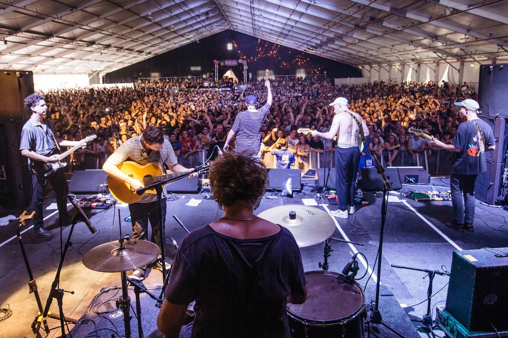 DMA's - Brisbane Laneway Festival 2016