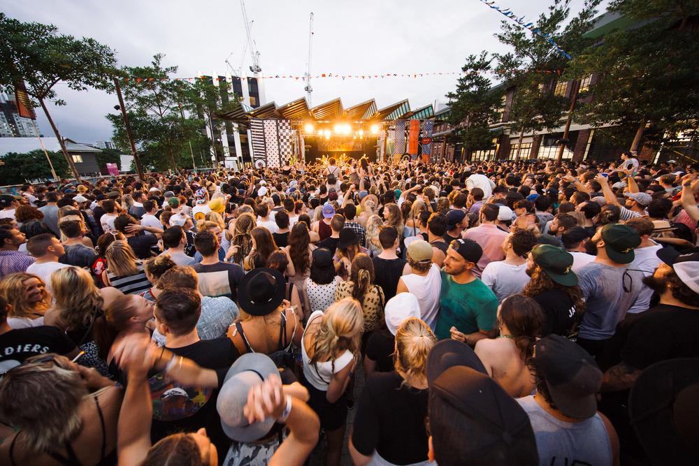 Brisbane Laneway Festival 2016