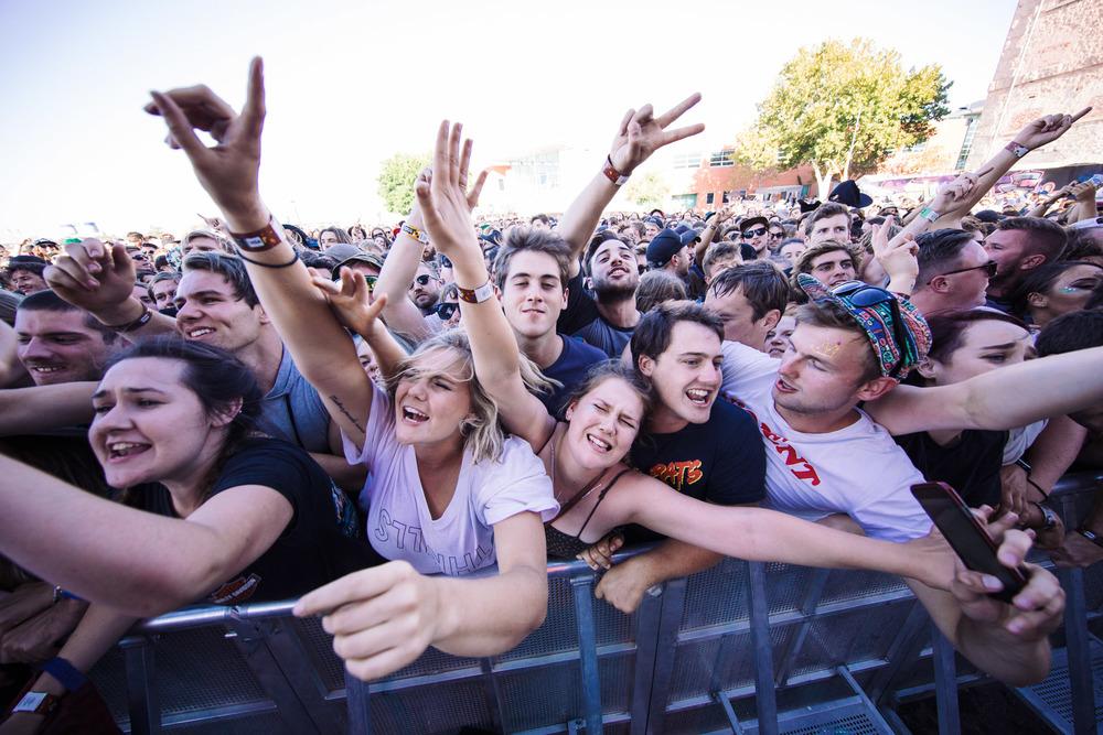 Adelaide Laneway Festival