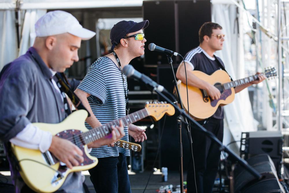 DMAs - Adelaide Laneway Festival