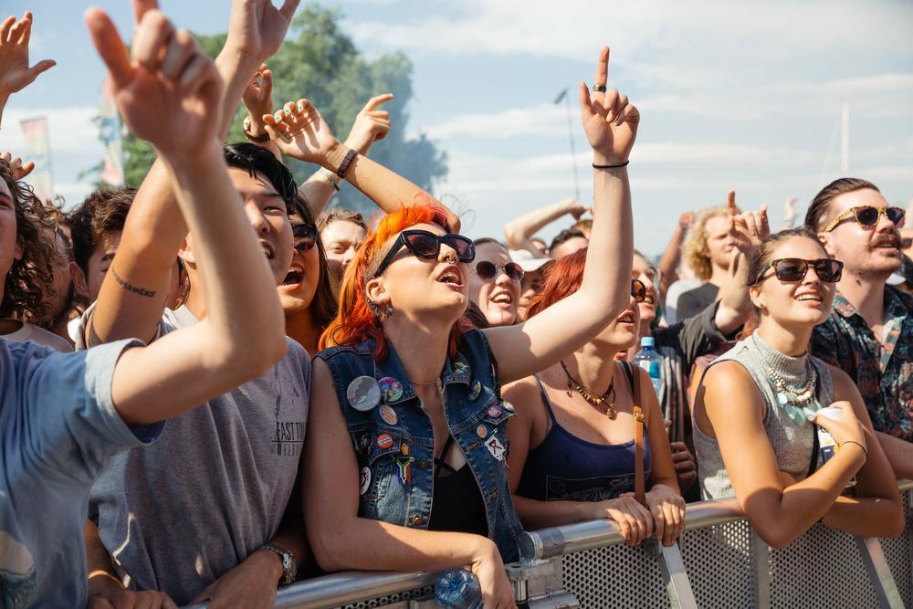 Melbourne Laneway Festival 2016