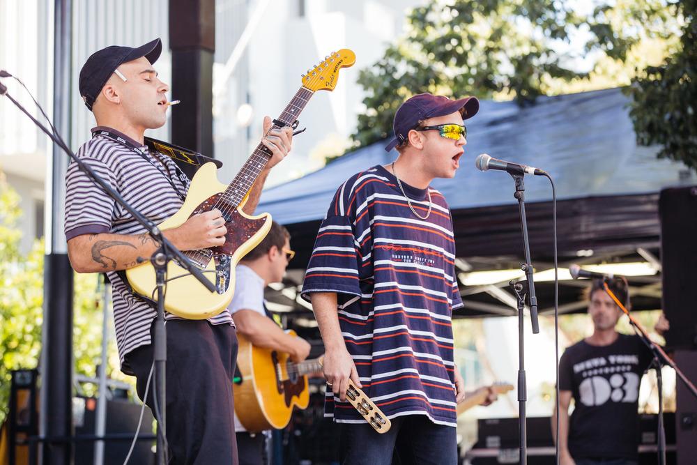 DMA's - Melbourne Laneway Festival 2016