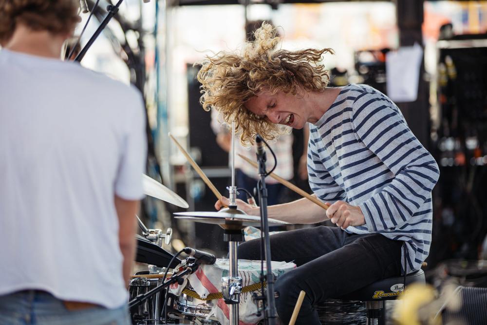 Methyl Ethel - Melbourne Laneway Festival 2016