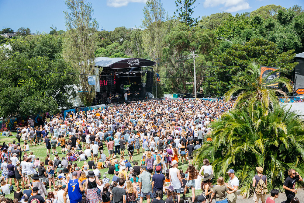 Laneway Festival Sydney 2016