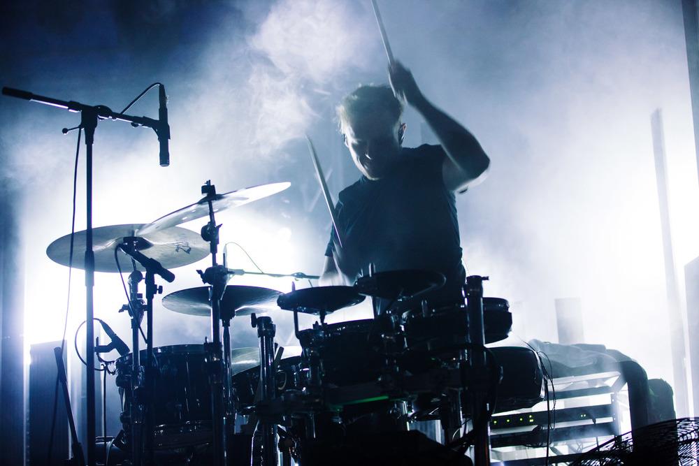 Hudson Mohawk - Brisbane Laneway Festival 2016