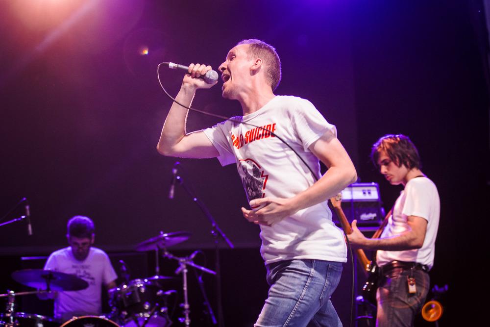 Royal Headache - Brisbane Laneway Festival 2016