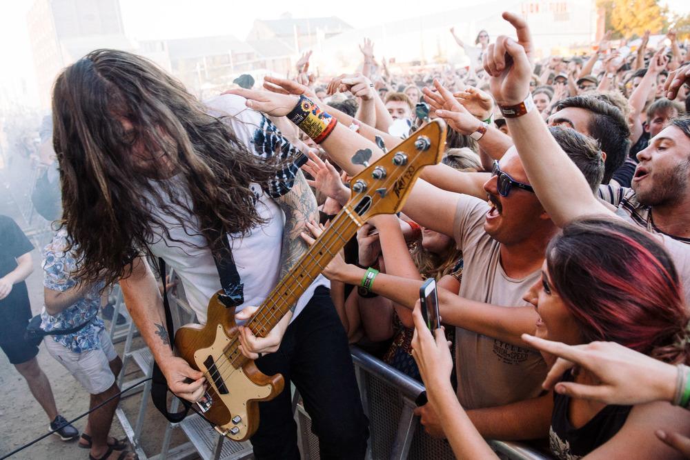 Violent Soho - Adelaide Laneway Festival