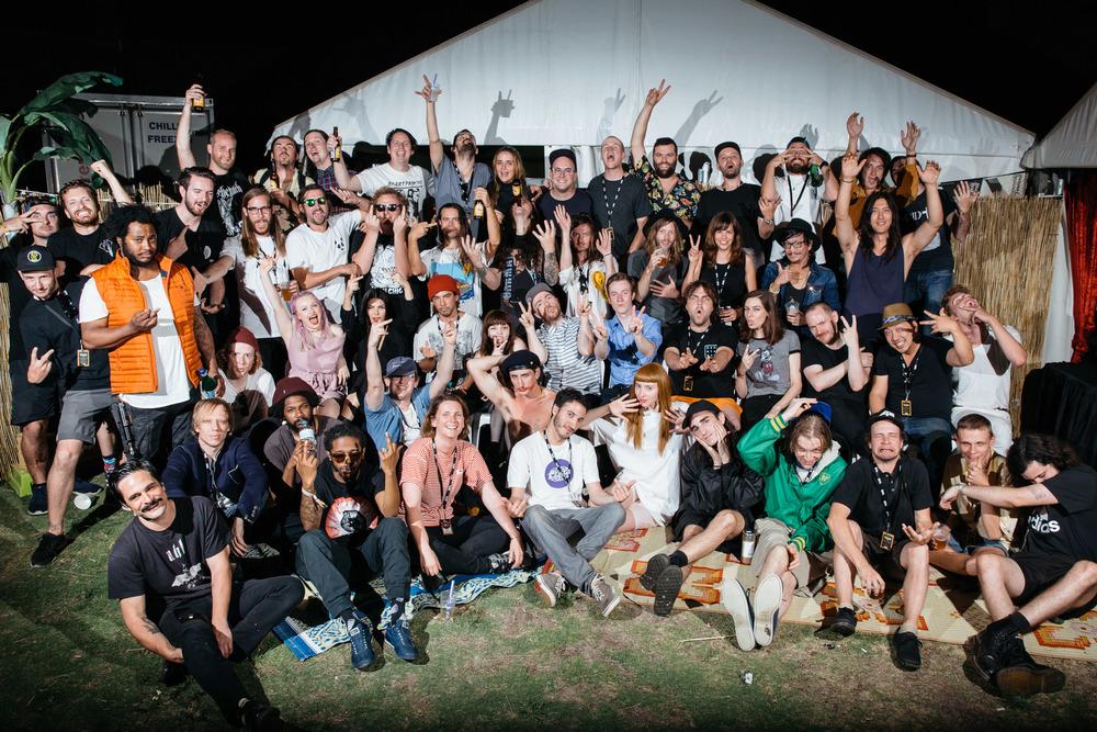 Class of 2016 - Fremantle Laneway Festival 2016