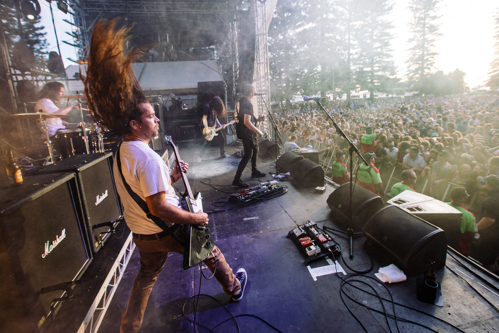 Violent Soho - Fremantle Laneway Festival 2016