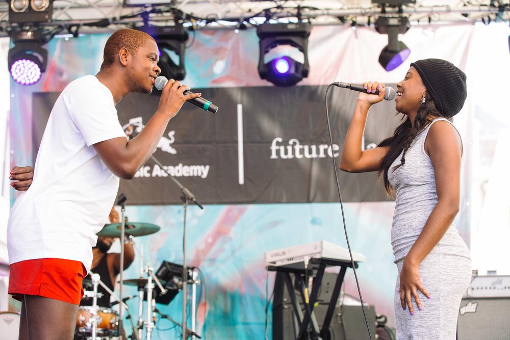 Shamir - Fremantle Laneway Festival 2016