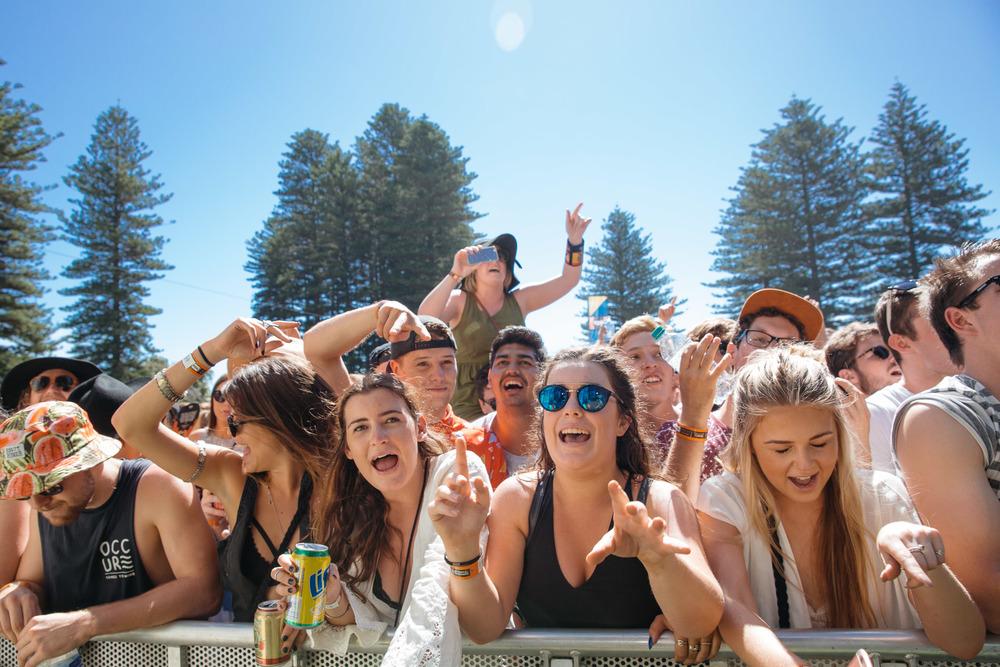 Fremantle Laneway Festival 2016