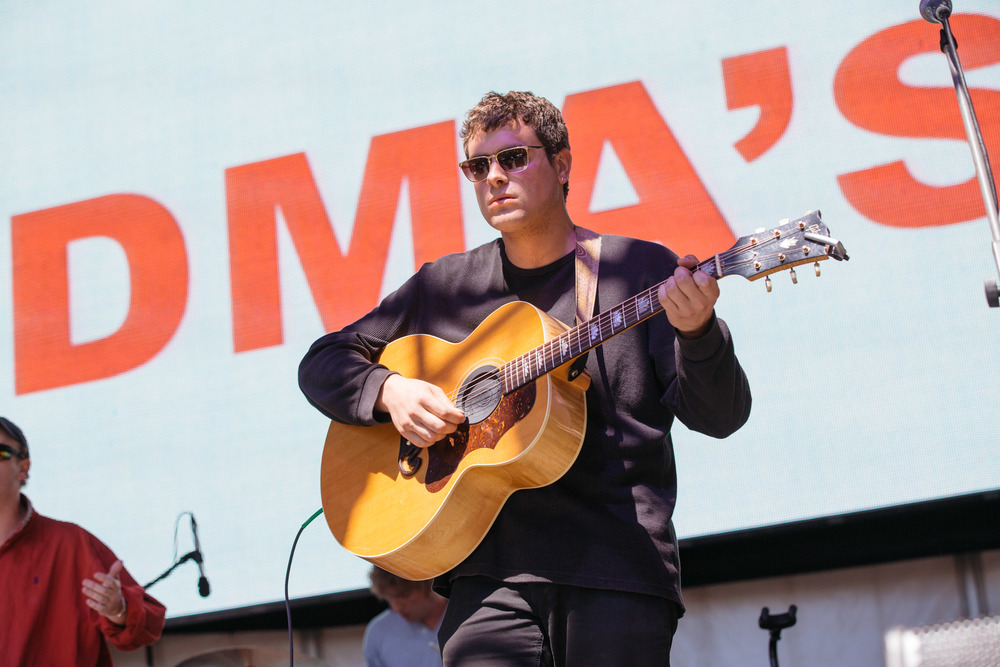 DMA's - Fremantle Laneway Festival 2016